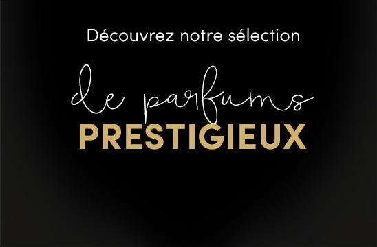 Découvrez notre sélection de parfums prestigieux