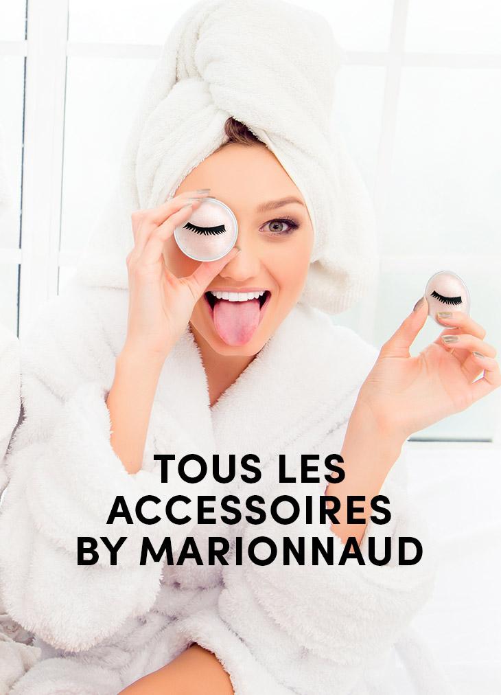 Les accessoires MRD