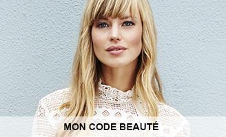 Mon code beauté