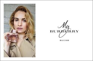 Eau de parfum My Burberry Blush