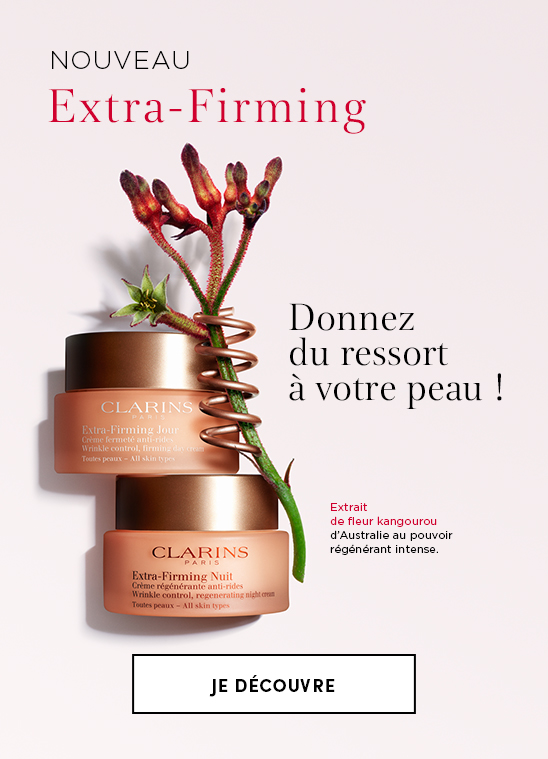 Nouvelle Gamme Extra Firming CLARINS