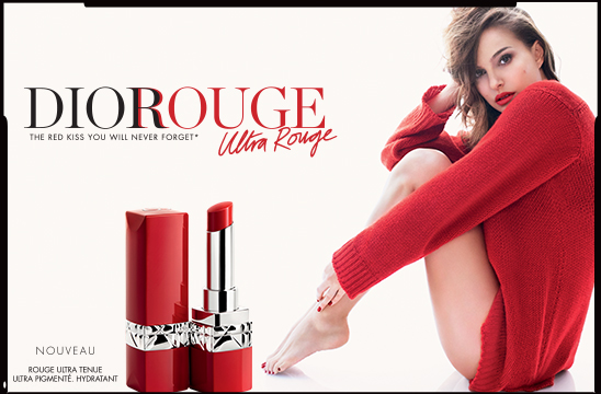 Ultra Rouge Dior