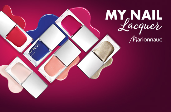 Gamme My Nail Lacquer Marionnaud