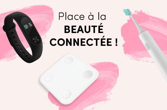 Place à la beauté connectée