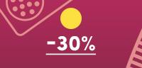 Soldes, sélection -30%
