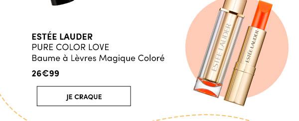 ESTÉE LAUDERPURE COLOR LOVEBaume à Lèvres Magique Coloré - 26,99€
