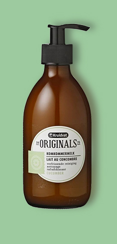 Originals by Kruidvat - Lait au concombre