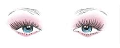 Maquillage Saint Valentin Rose Monochrome