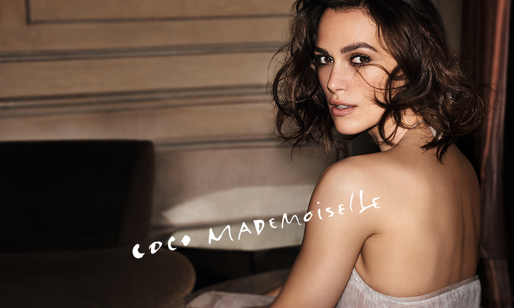 Coco Mademoiselle - Égérie Keira Knightley