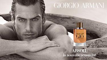 Nouvelle Eau de Parfum Acqua Di Gio Absolu