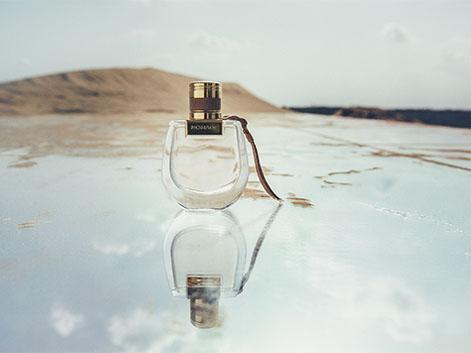 Un parfum teinté d'évasion