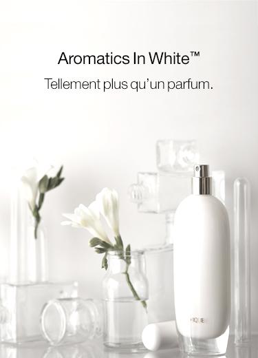 Aromatics in White parfum Clinique