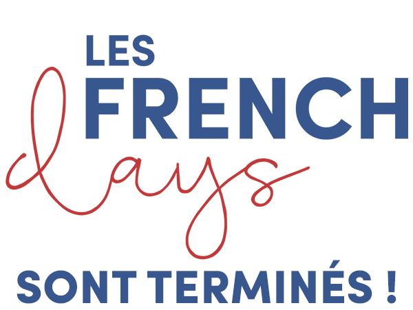 les French Days de la rentrée